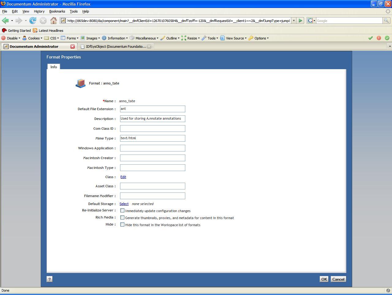 installing a nnotate as a documentum taskspace viewer plugin